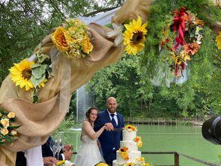 Le nozze di Andrea e Luana