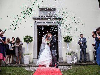 Le nozze di Elisa e Emiliano 1