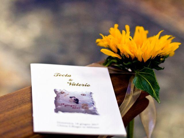 Il matrimonio di Valerio e Tecla a Milzano, Brescia 21