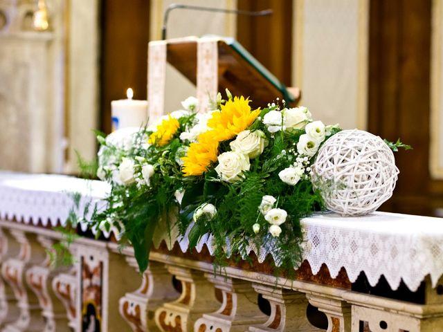 Il matrimonio di Valerio e Tecla a Milzano, Brescia 22