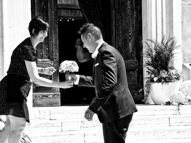 Il matrimonio di Valerio e Tecla a Milzano, Brescia 27