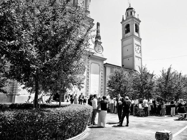 Il matrimonio di Valerio e Tecla a Milzano, Brescia 29