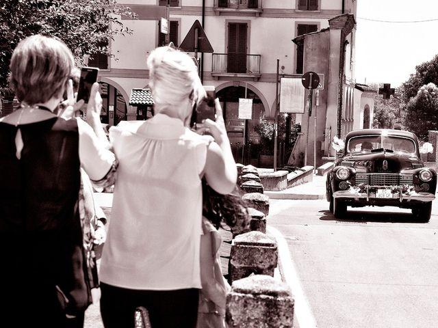 Il matrimonio di Valerio e Tecla a Milzano, Brescia 33