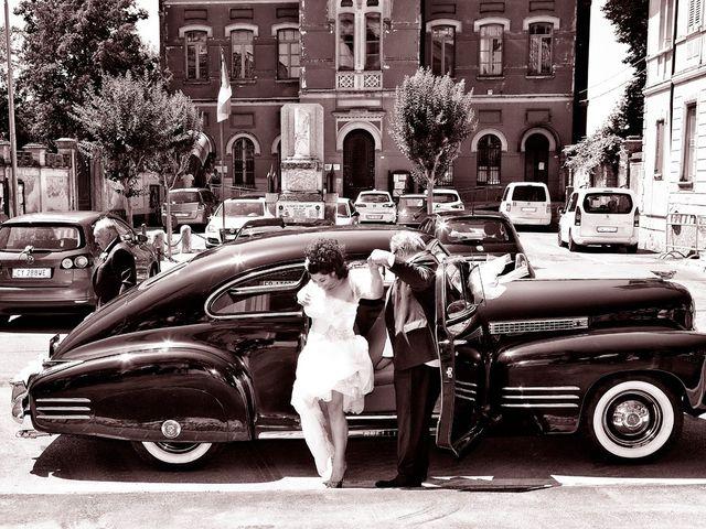 Il matrimonio di Valerio e Tecla a Milzano, Brescia 34