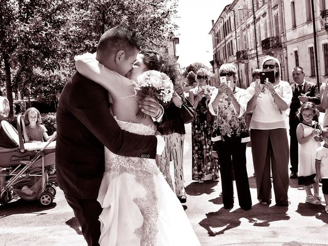 Il matrimonio di Valerio e Tecla a Milzano, Brescia 35