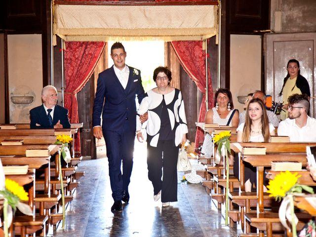 Il matrimonio di Valerio e Tecla a Milzano, Brescia 36