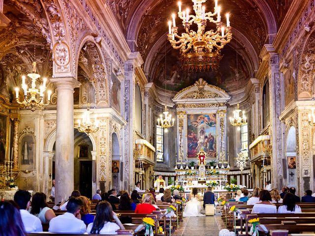 Il matrimonio di Valerio e Tecla a Milzano, Brescia 39