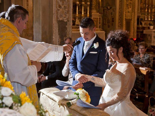 Il matrimonio di Valerio e Tecla a Milzano, Brescia 42