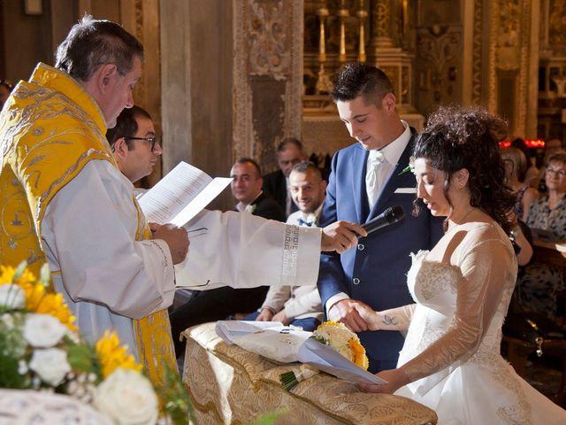 Il matrimonio di Valerio e Tecla a Milzano, Brescia 43