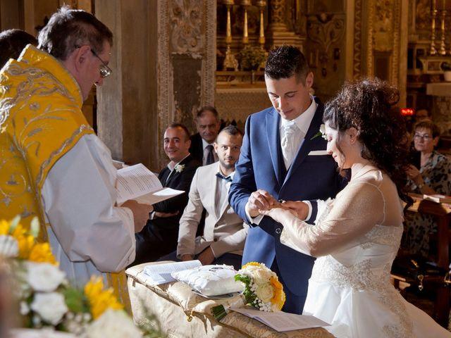 Il matrimonio di Valerio e Tecla a Milzano, Brescia 44