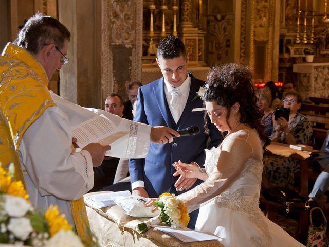 Il matrimonio di Valerio e Tecla a Milzano, Brescia 45