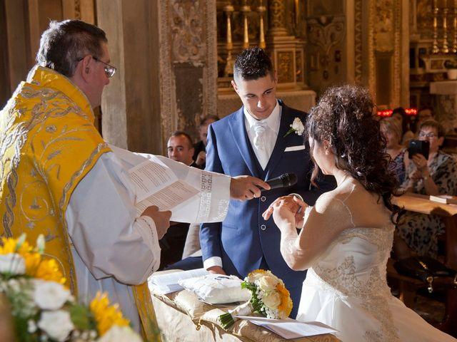 Il matrimonio di Valerio e Tecla a Milzano, Brescia 46