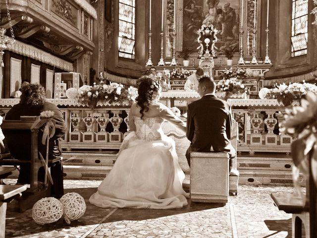 Il matrimonio di Valerio e Tecla a Milzano, Brescia 47