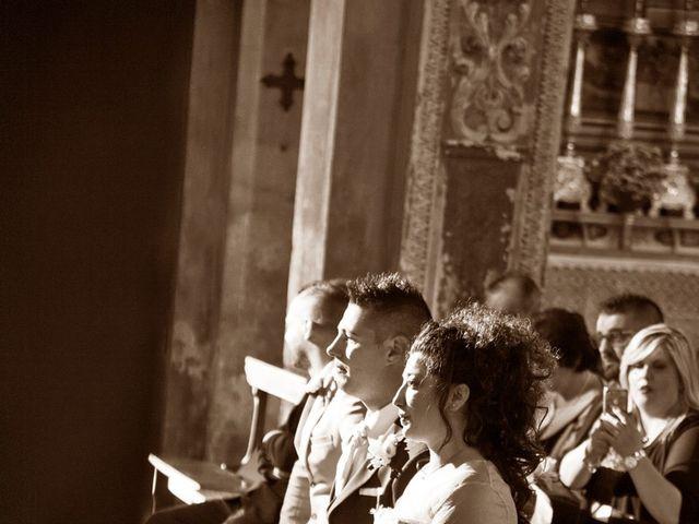 Il matrimonio di Valerio e Tecla a Milzano, Brescia 48