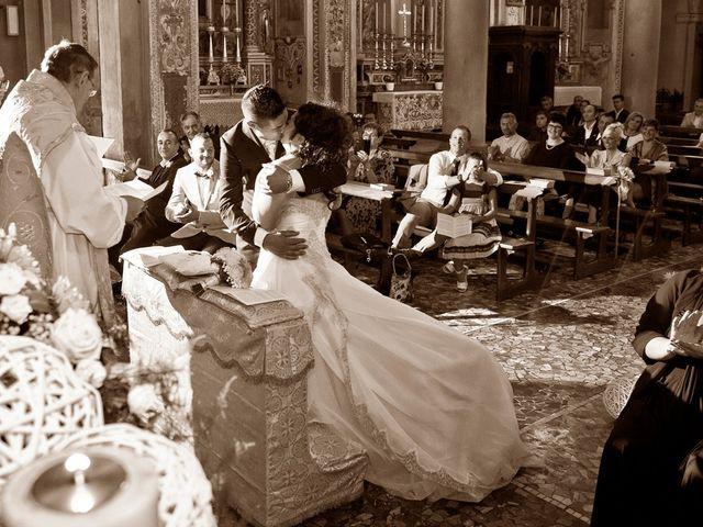 Il matrimonio di Valerio e Tecla a Milzano, Brescia 49