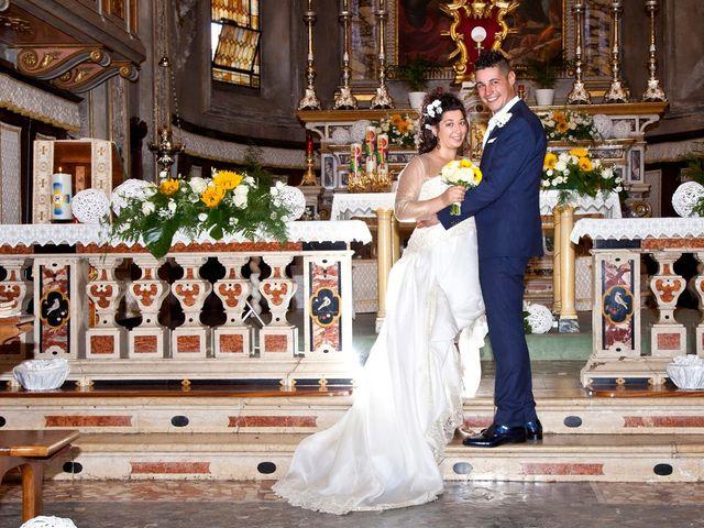 Il matrimonio di Valerio e Tecla a Milzano, Brescia 51