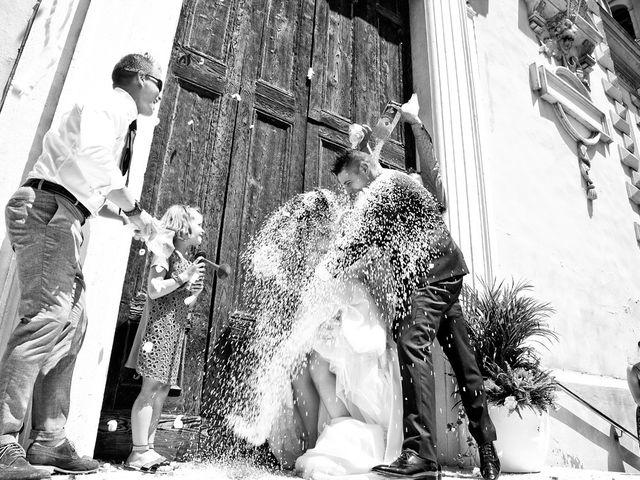 Il matrimonio di Valerio e Tecla a Milzano, Brescia 53