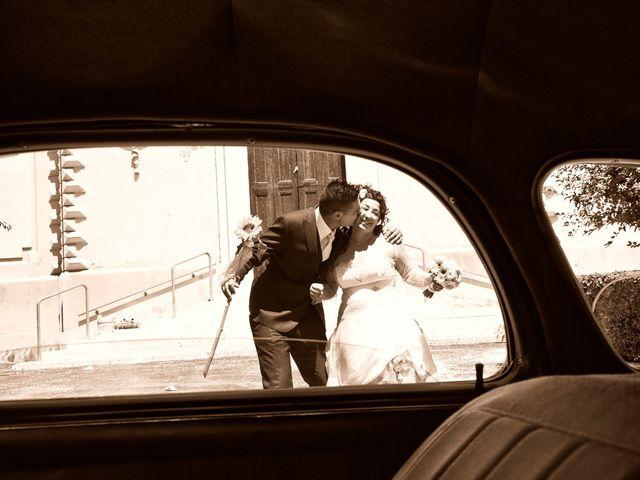 Il matrimonio di Valerio e Tecla a Milzano, Brescia 55