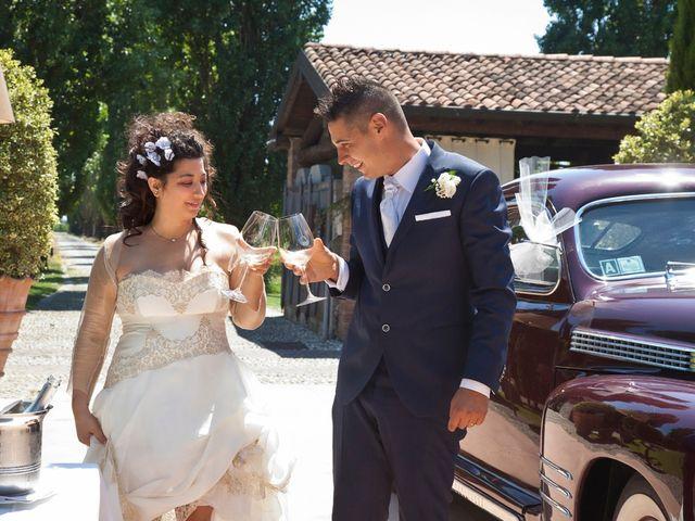 Il matrimonio di Valerio e Tecla a Milzano, Brescia 57