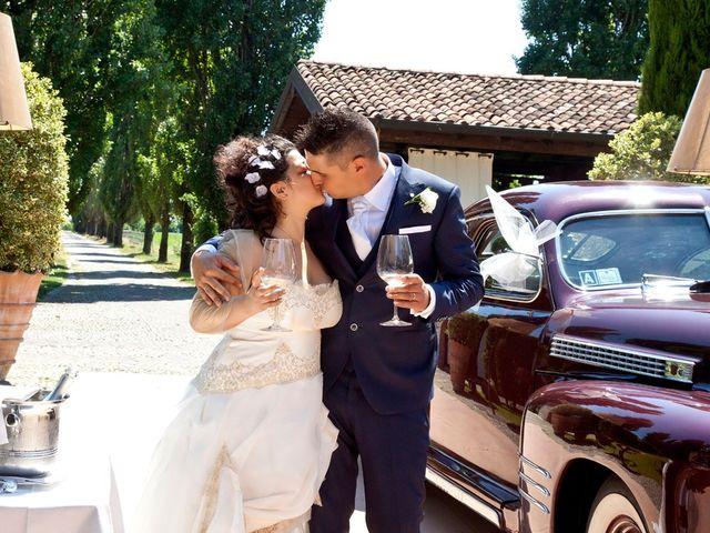 Il matrimonio di Valerio e Tecla a Milzano, Brescia 59