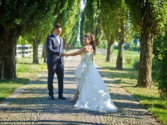 Il matrimonio di Valerio e Tecla a Milzano, Brescia 61