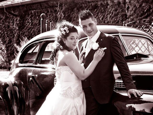 Il matrimonio di Valerio e Tecla a Milzano, Brescia 63
