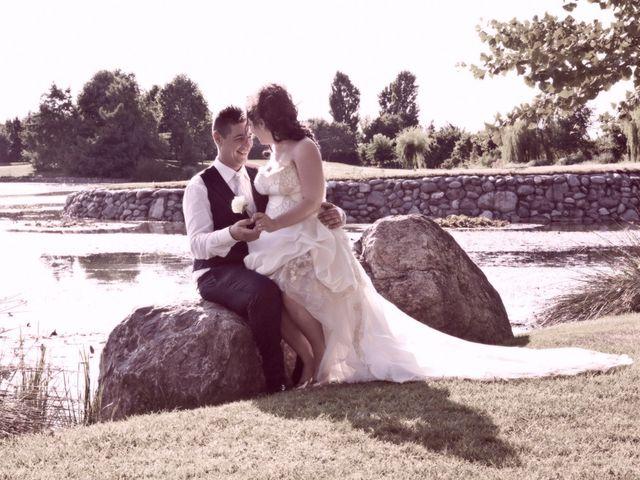 Il matrimonio di Valerio e Tecla a Milzano, Brescia 66