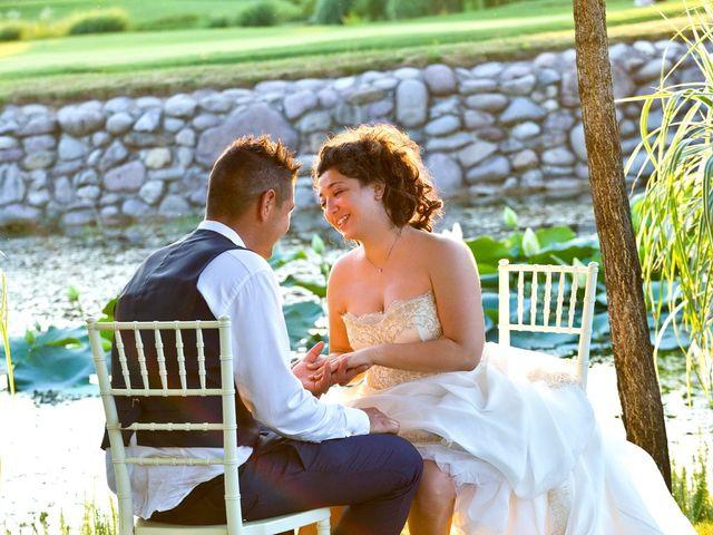 Il matrimonio di Valerio e Tecla a Milzano, Brescia 67