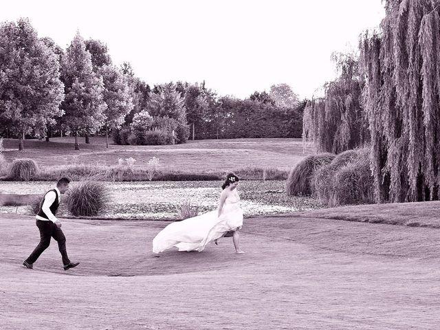 Il matrimonio di Valerio e Tecla a Milzano, Brescia 71