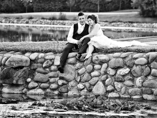 Il matrimonio di Valerio e Tecla a Milzano, Brescia 78