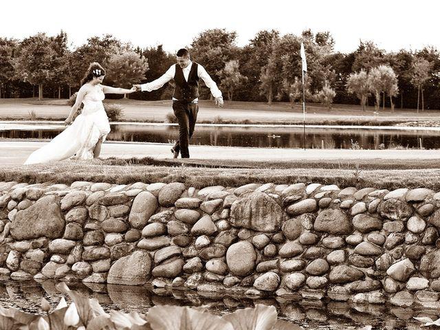 Il matrimonio di Valerio e Tecla a Milzano, Brescia 79