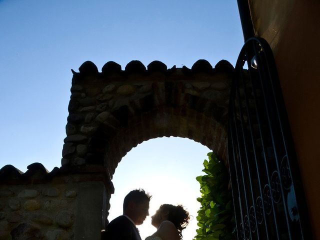 Il matrimonio di Valerio e Tecla a Milzano, Brescia 82