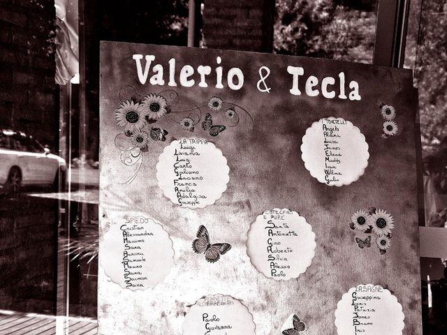 Il matrimonio di Valerio e Tecla a Milzano, Brescia 83