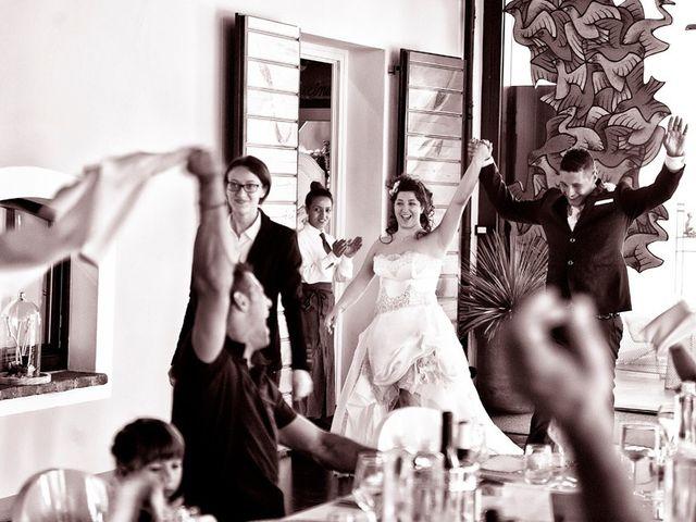 Il matrimonio di Valerio e Tecla a Milzano, Brescia 86