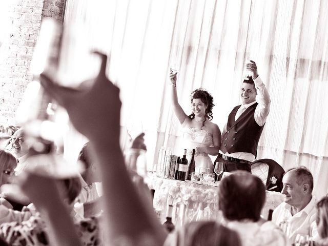 Il matrimonio di Valerio e Tecla a Milzano, Brescia 87
