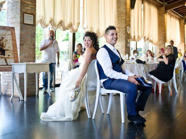 Il matrimonio di Valerio e Tecla a Milzano, Brescia 90