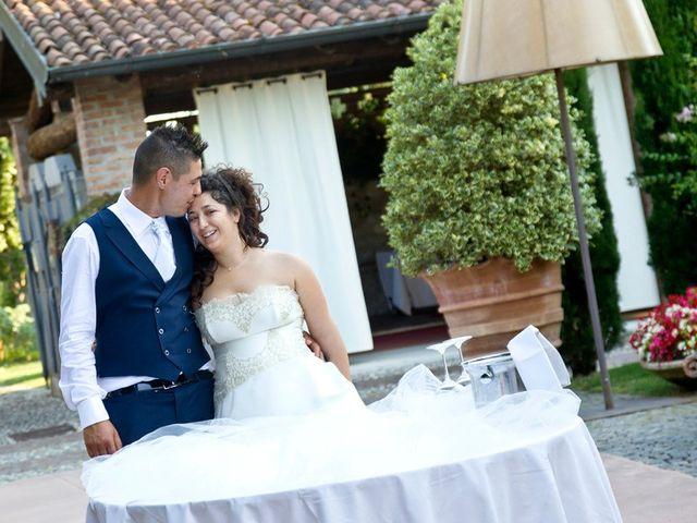 Il matrimonio di Valerio e Tecla a Milzano, Brescia 92