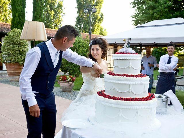 Il matrimonio di Valerio e Tecla a Milzano, Brescia 95