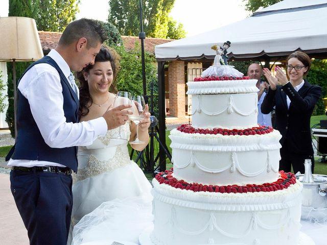 Il matrimonio di Valerio e Tecla a Milzano, Brescia 96