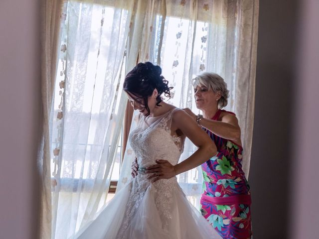 Il matrimonio di Gabriele e Elisa a Bardello, Varese 8