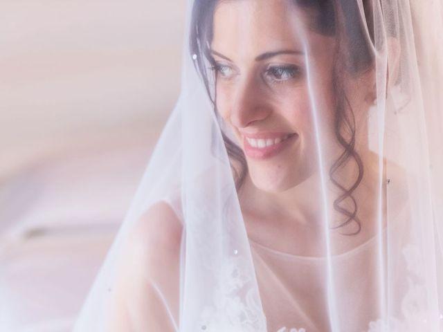 Il matrimonio di Gabriele e Elisa a Bardello, Varese 11
