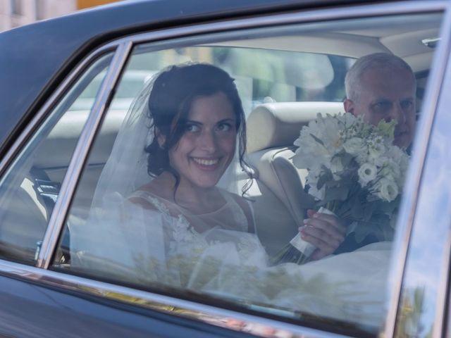 Il matrimonio di Gabriele e Elisa a Bardello, Varese 26