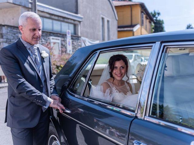 Il matrimonio di Gabriele e Elisa a Bardello, Varese 27
