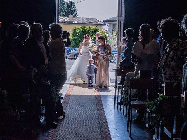 Il matrimonio di Gabriele e Elisa a Bardello, Varese 29