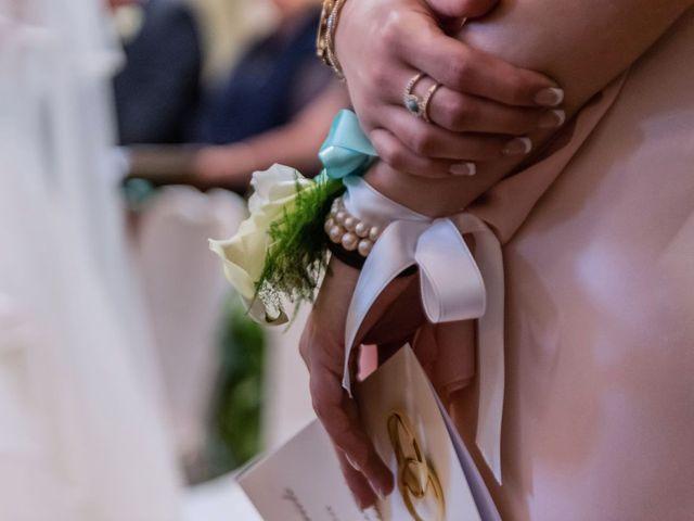Il matrimonio di Gabriele e Elisa a Bardello, Varese 34