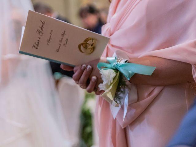 Il matrimonio di Gabriele e Elisa a Bardello, Varese 35