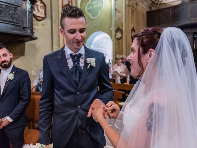 Il matrimonio di Gabriele e Elisa a Bardello, Varese 38