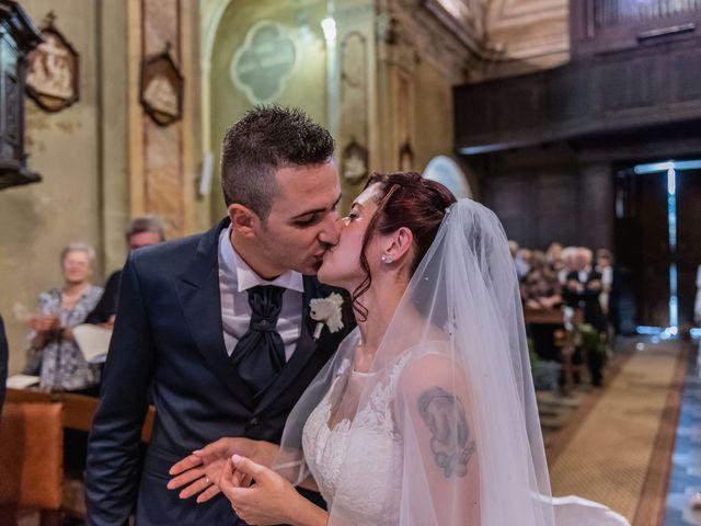 Il matrimonio di Gabriele e Elisa a Bardello, Varese 40