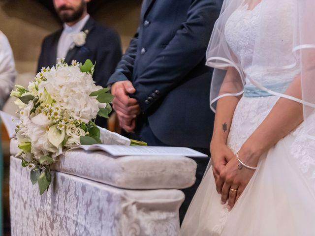 Il matrimonio di Gabriele e Elisa a Bardello, Varese 41