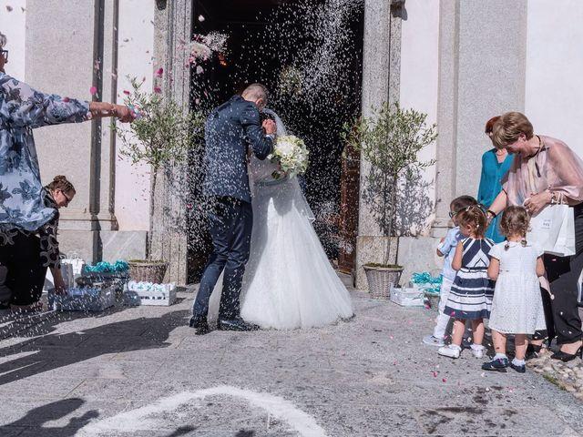 Il matrimonio di Gabriele e Elisa a Bardello, Varese 44